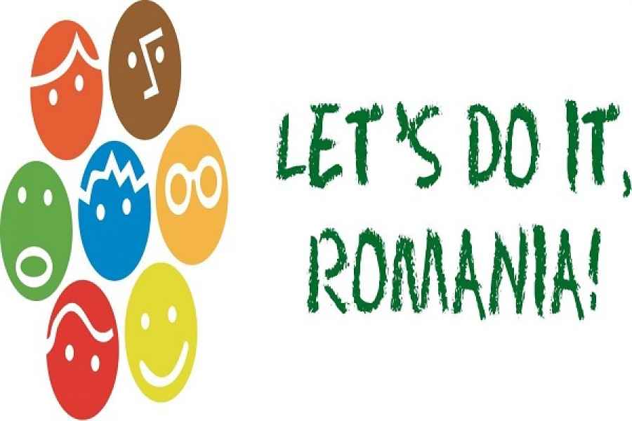 Au mai ramas cateva zile pana la Let`s Do It, Romania! Pe 15 septembrie, 1 milion de romani sunt invitati sa curete Romania