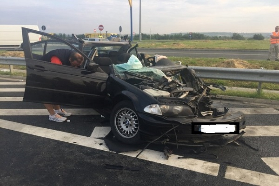 Cum trebuie sa reactionati in cazul in care patrundeti accidental pe contrasens pe autostrada
